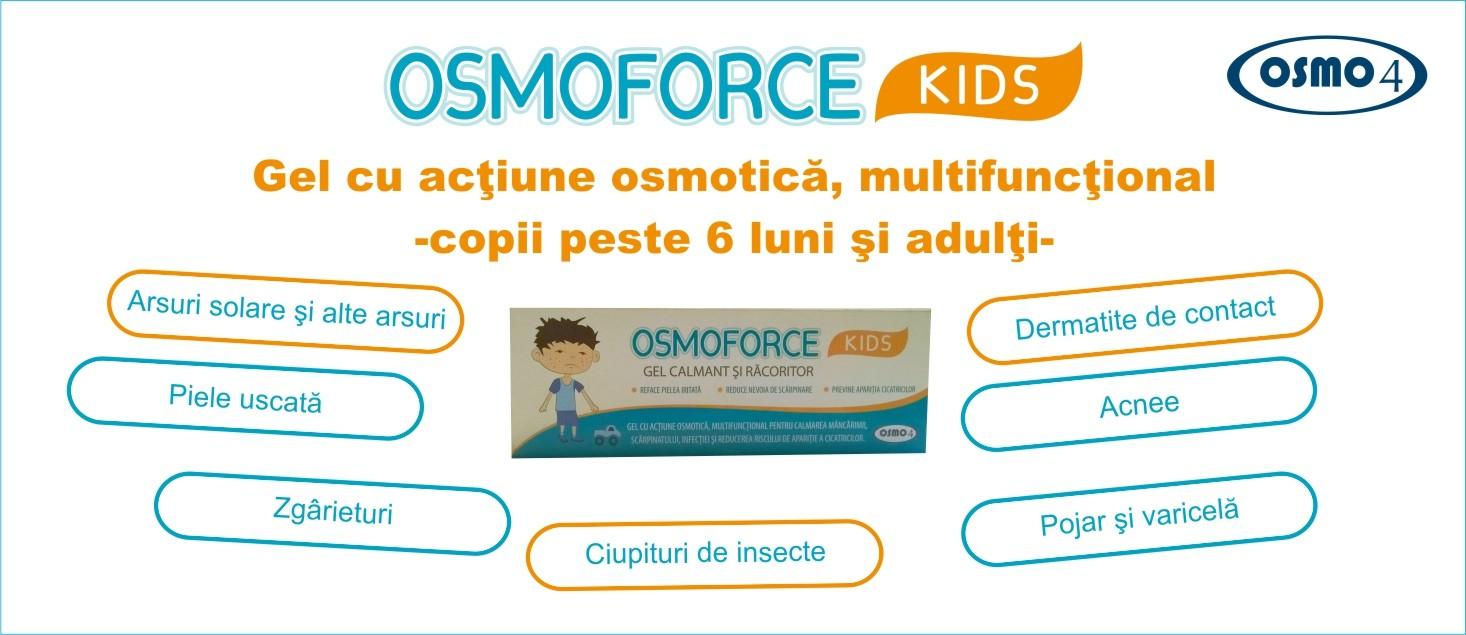 Osmoforce gel calmant racoritor multifunctional